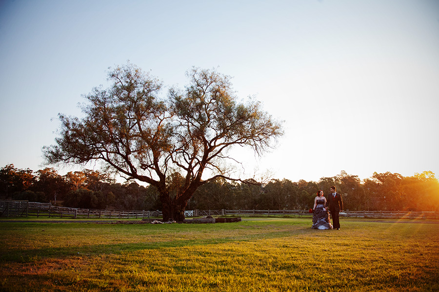 BPhotographed Belgenny Farm Wedding