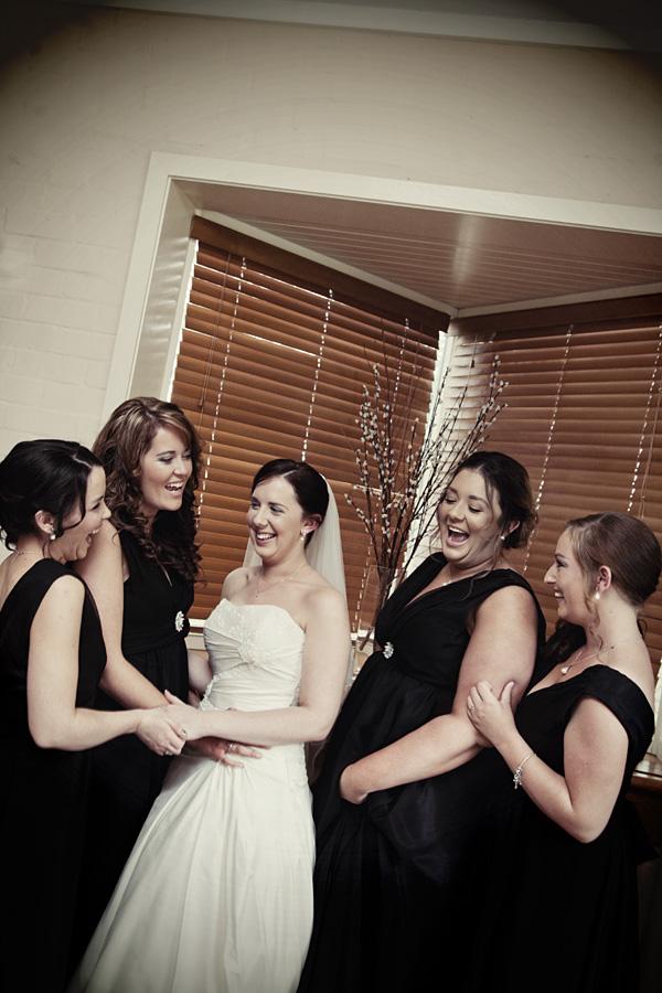 The Briars Wedding
