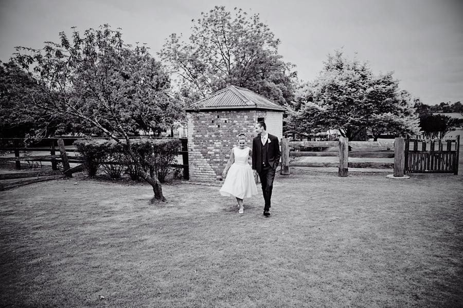 Camden Wedding