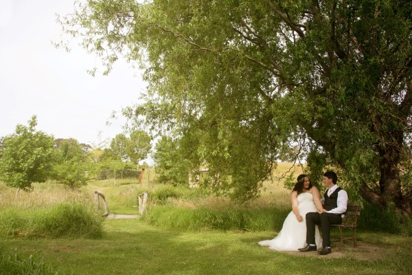 Mali Brae Farm Wedding